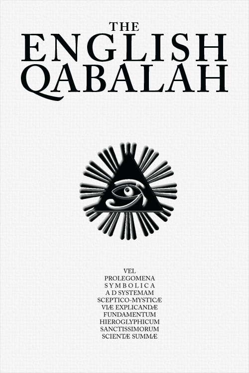 The English Qabalah SC vsm