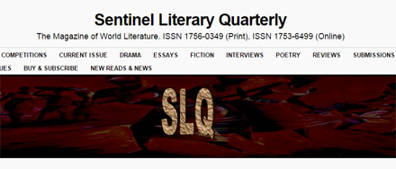The Sentinel Literary Quarterly reviews