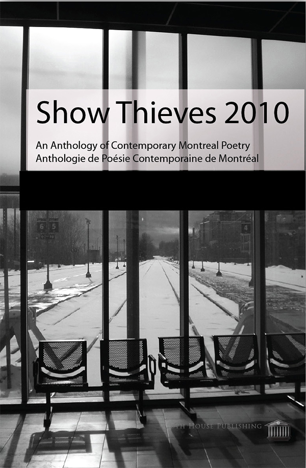 Show Thieves 2010 - Poetry Anthology